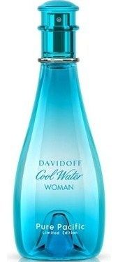 Cool Water Pure Pacific for Her Davidoff