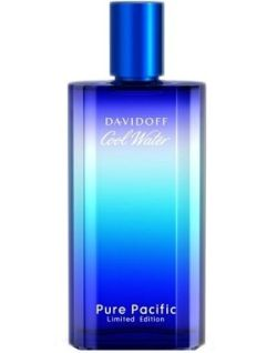 عطر Cool Water Pure Pacific for Him Davidoff