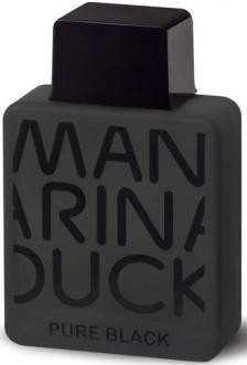 Pure Black Mandarina Duck