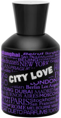 City Love Dueto Parfums eau de parfum
