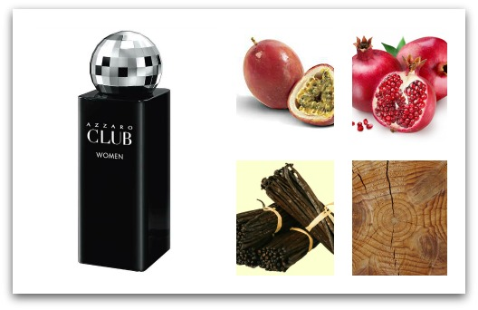 Azzaro Club Women Perfume Notes