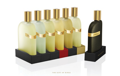 Amouage opus collection