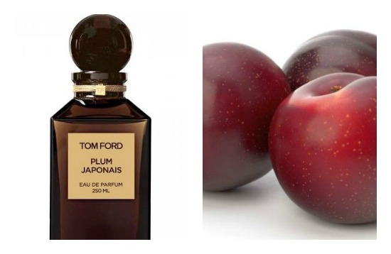 Plum Japonais parfum Tom Ford