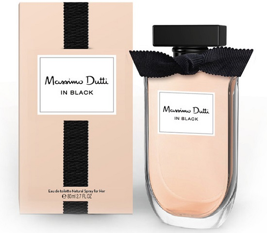 In Black For Her Massimo Dutti
