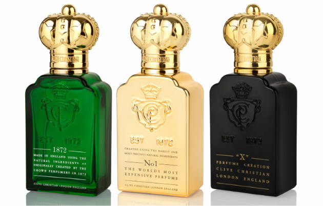 luxury perfume men Clive Christian